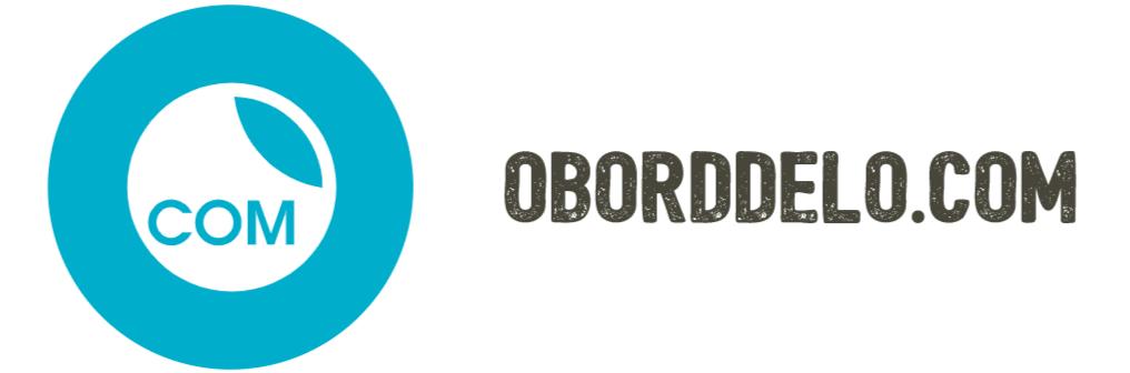 Oborddelo.com le blog